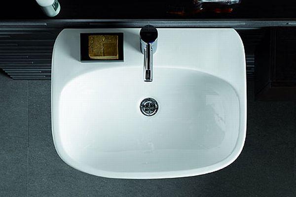 Umywalka do łazienki w stylu retro