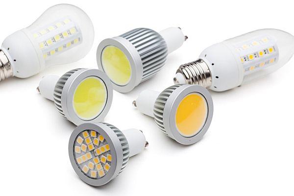 Oświetlenie Energooszczędne żarówki Led Meble I