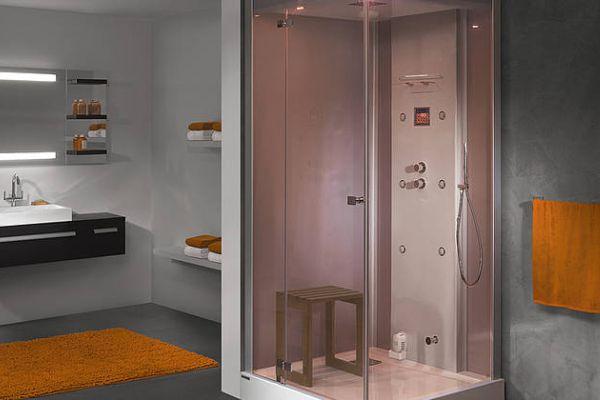Nowoczesne kabiny do kąpieli, czyli prysznic gadżeciarza