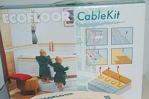 Ecofloor - gotowe podłogowe zestawy grzewcze