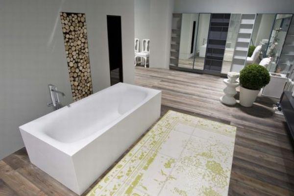Drewniana Podłoga W łazience Boksy Wszystko O łazienkach