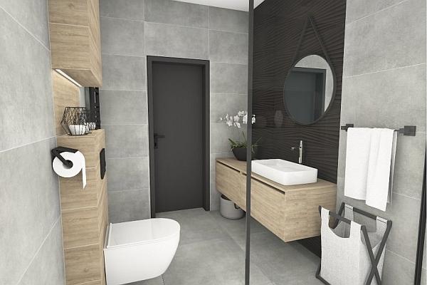 Projekt łazienki od podstaw w programie do projektowania PaletteCAD