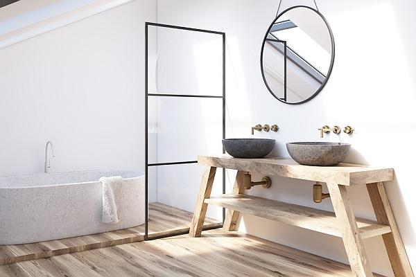 Łazienka, która zachwyca - zobacz 10 pomysłów