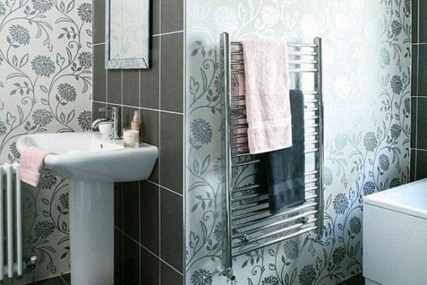 Co na ściany w łazience zamiast płytek