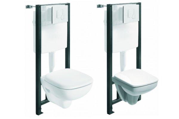 Stelaż Podtynkowy Do Wc Do Małych łazienek Ceramika