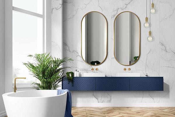 Trendy W Urządzaniu łazienki Jakie Wybrać Lustro
