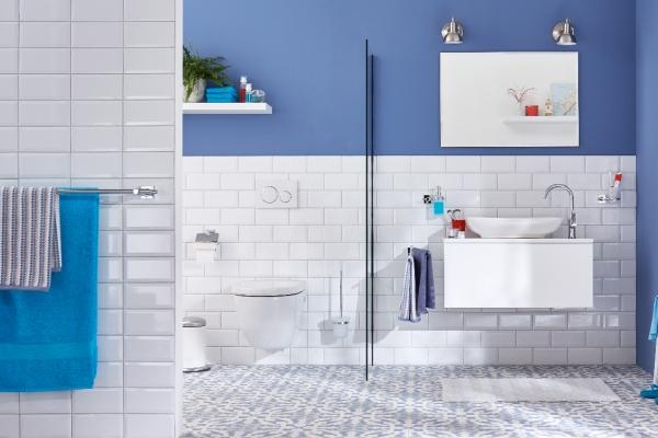 Akcesoria łazienkowe bez wiercenia - idealne rozwiązanie do wynajmowanego mieszkania