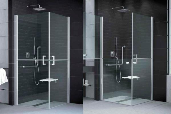 SanSwiss - Prysznic bez barier