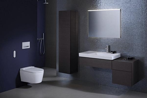 Toaleta myjąca Geberit AquaClean Sela