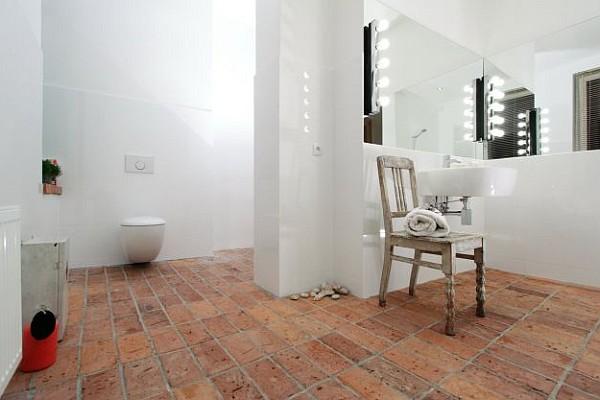 łazienka Bez Płytek Co Na ściany Zamiast Glazury Boksy