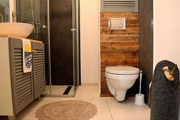 łazienka W Stylu Rustykalnym Boksy Wszystko O łazienkach