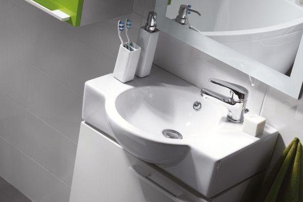 Mała Umywalka Do łazienki Ceramika Sanitarna Wszystko O