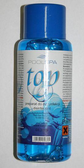 POOLSPA TOP płyn do dezynfekcji wanien z hydromasażem