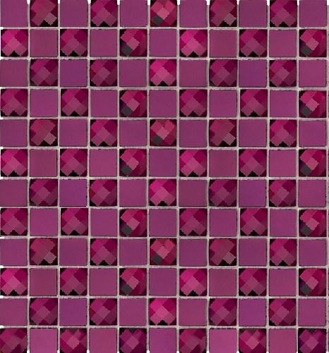 Dunin - płytki z lustrzanym odbiciem Vitrum Diamond Mix 134