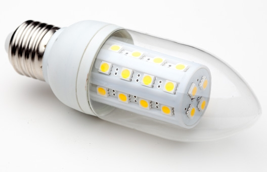 Żarówka LED SMD - gwint MR16 (350lm)