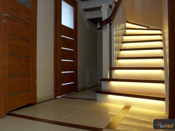 Soled - oświetlenie LED schodów