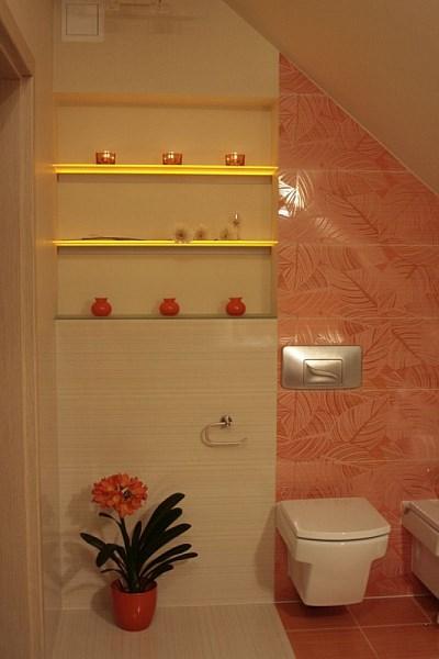 Soled - Półki podświetlane szklane LED