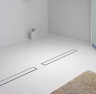 Purus - odwonienia liniowe w łazience