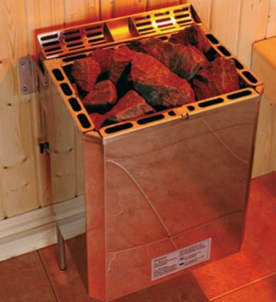 Megiw - piec do sauny BIO