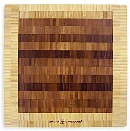 Fiskars - Deska do krojenia wykonana z drewna bambusowego