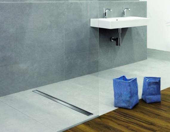 Odpływ prysznicowy Linearis Compact KESSEL