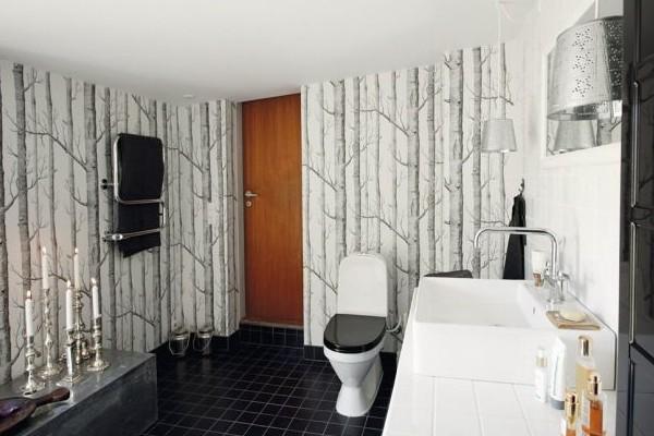 łazienka Bez Płytek Co Na ściany Zamiast Glazury Trendy W