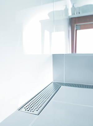 ACO ShowerDrain E - narożne