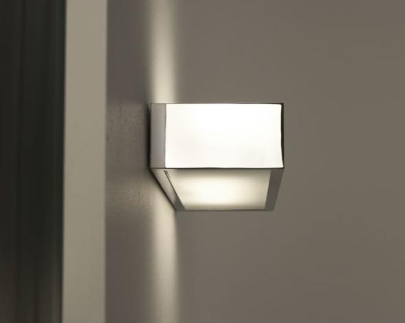 Aurora - kinkiet nad lustrem w łazience Tallin 300
