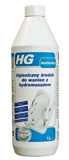 Płyn do dezynfekcji wanny z hydromasażem HG
