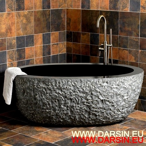 Darsin - wanna z granitu