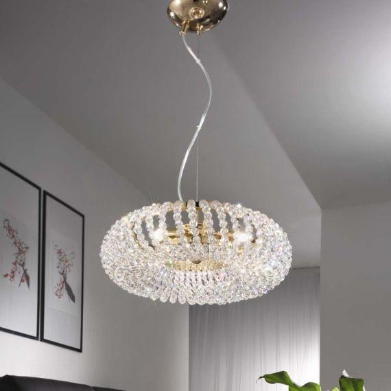 APM MORKOM - lampa kryształowa Carla