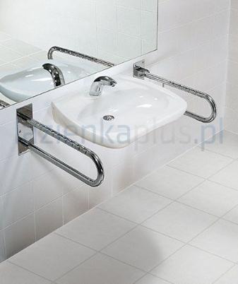 Łazienkaplus.pl - umywalka dla osób niepełnosprawnych