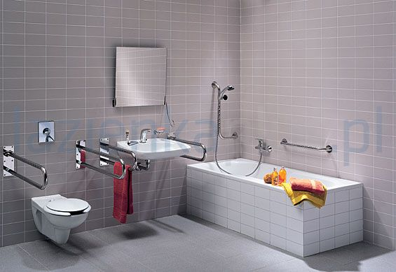 Łazienkaplus.pl - łazienka dla niepełnosprawnych