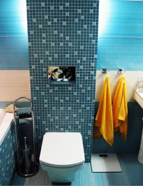 Mozaika w łazience - zastosowanie, rodzaje, montaż - trendy w łazience lazienkowy.pl