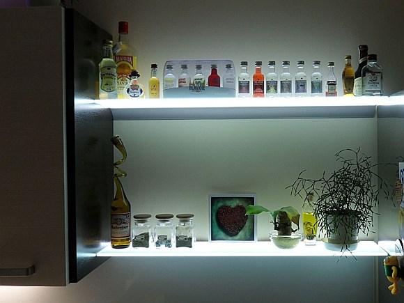 inspiracje oświetlenia nowoczesnej kuchni oświetlenie w