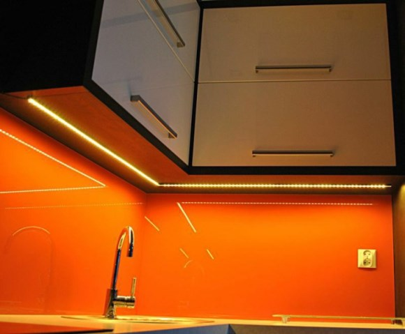 SOLED - Oświetlenie LED szafek kuchennych