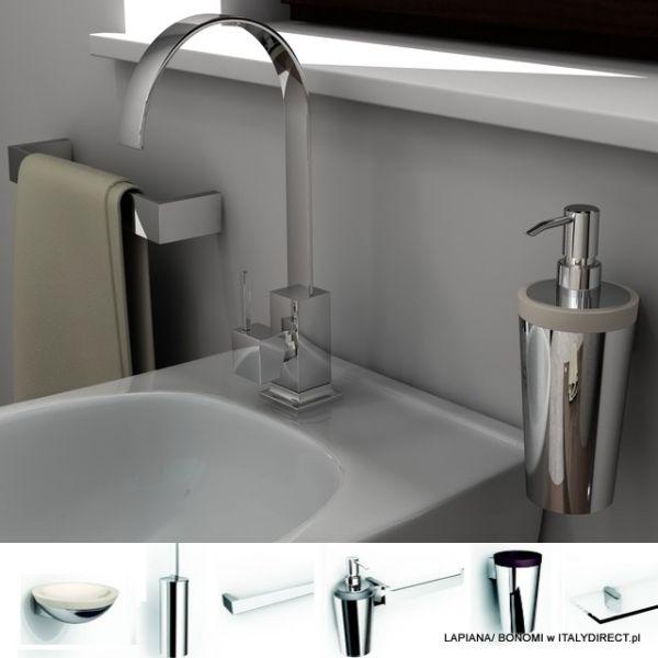 Italy Direct -Akcesoria łazienkowe LAPIANA firmy IBB Bonomi