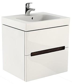 Sanitec Koło - umywalka Modo 60 z wiszącą szafką podumywalkową