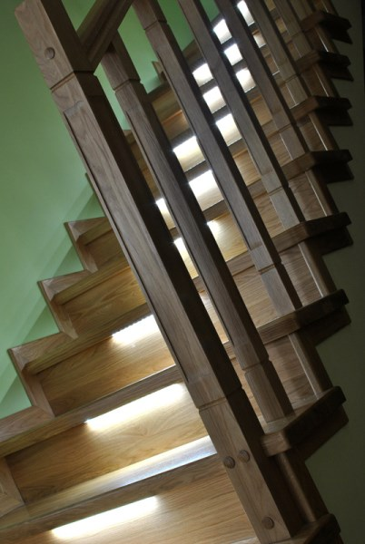 Oświetlenie schodów LED - SOLED