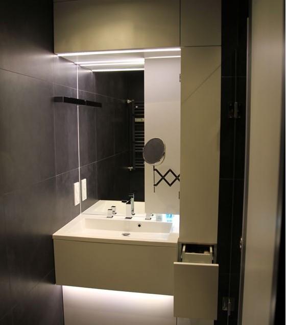 źródła światła W łazience Meble I Akcesoria Wszystko O