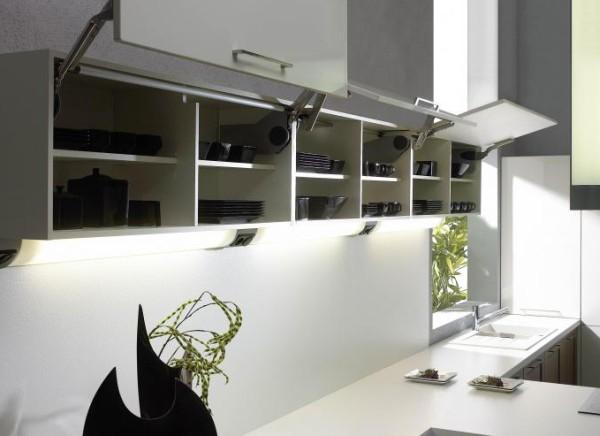 Gero - szafki kuchenne otwierane do góry