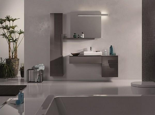 Sanitec Koło - meble i ceramika z serii Keramag iCon