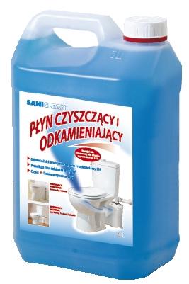 SFA - płyn czyszcząco-dezynfekujący do pomp i rozdrabniaczy Saniclean