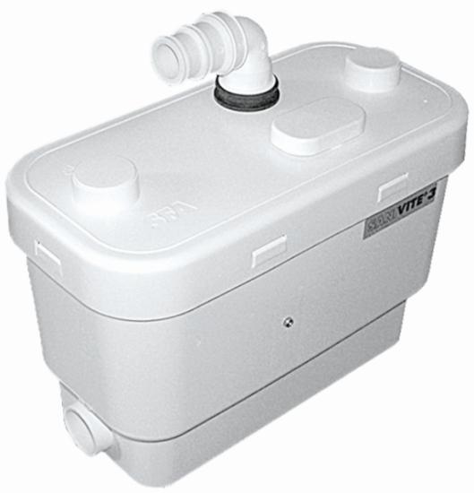 SFA - pompa do użytku domowego Sanivite