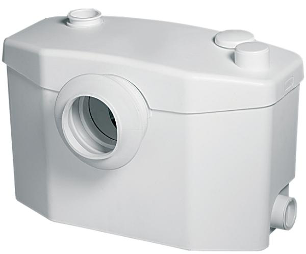 SFA - sanirozdrabniacz przystawkowy Sanipro