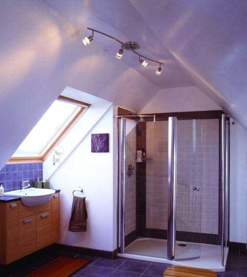 Aurora Technika Świetlna - oświetlenie sufitowe w łazience
