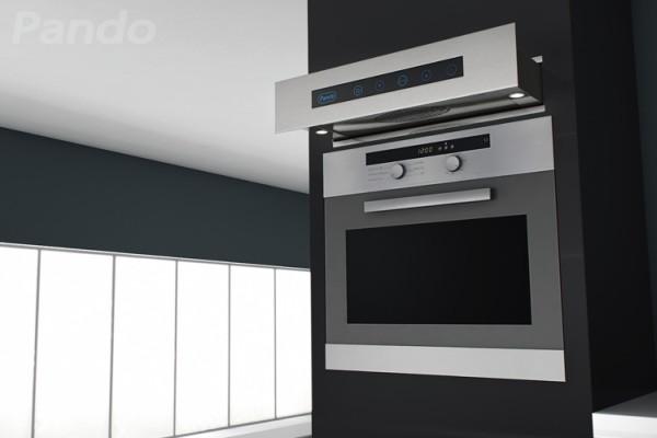 Prince - okap kuchenny PANDO E-100