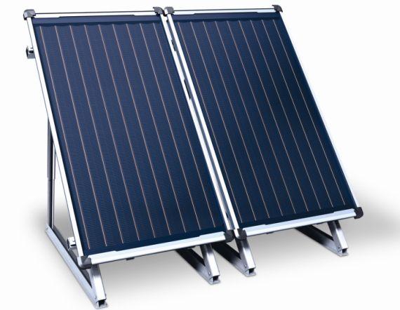 Buderus - Płaski kolektor słoneczny Logasol CKN2.0