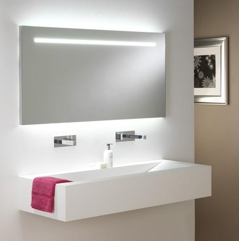 Podświetlane Lustra łazienkowe Oświetlenie łazienki