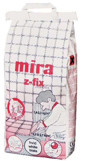 Mira - mira z-fix (biały klej)